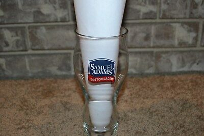 """Samuel Adams Boston Lager """"For the Love of Beer"""" 16 oz. Beer Glass EXCL COND!!!"""