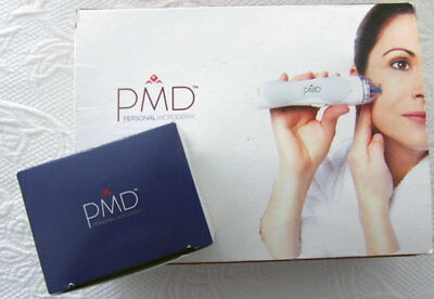 As New PMD Personal Microderm System 6 Brand New Replacement Discs