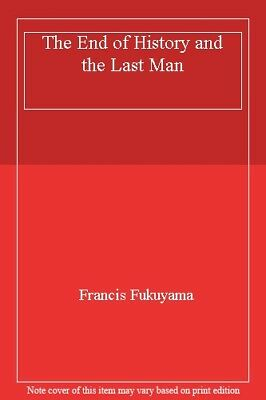 The End of History and the Last Man,Francis Fukuyama- 9780241130131