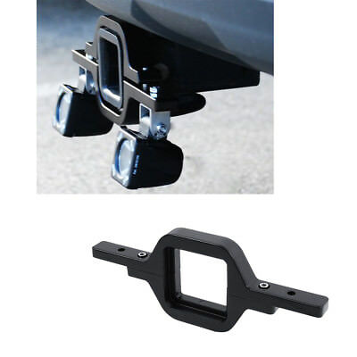 AU Tow Hitch Mounting Bracket For Dual LED Backup Reverse Search Off Road Lights