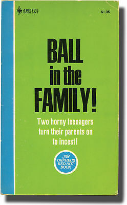 Andrew J. Offutt BALL IN THE FAMILY First Edition 1973 #136828
