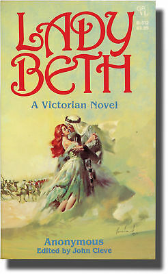 Andrew J. Offutt LADY BETH First Edition 1984 #136912