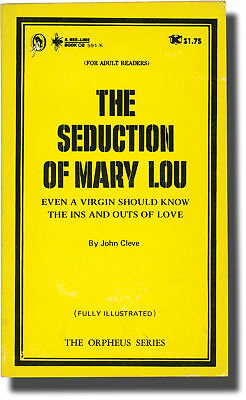 Andrew J. Offutt THE SEDUCTION OF MARY LOU First Edition 1969 #136939