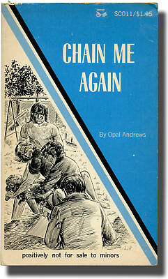 Andrew J. Offutt CHAIN ME AGAIN First Edition 1971 #136954