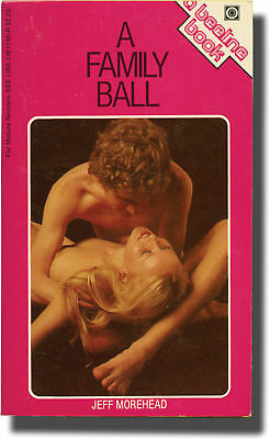 Andrew J. Offutt A FAMILY BALL First Edition 1975 #136977