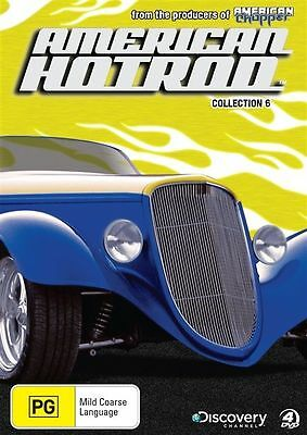 American Hot Rod Collection 6 : New Dvd