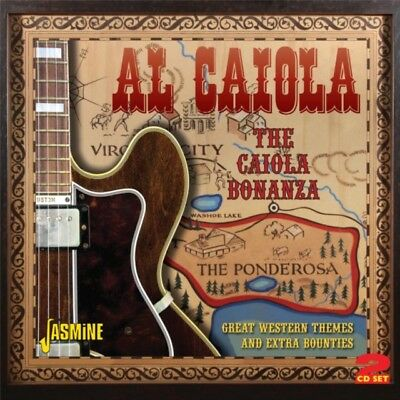 The Caiola Bonanza - Great Western Themes And Extra Bounties [ORI...