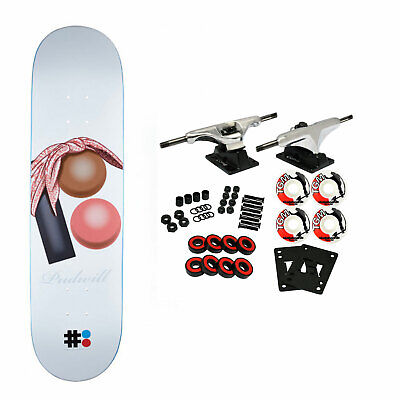 acc45658523 Plan B Skateboard Complete Torey Pudwill X EBS 8.0