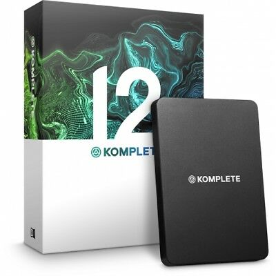 Native Instruments - Komplete 12