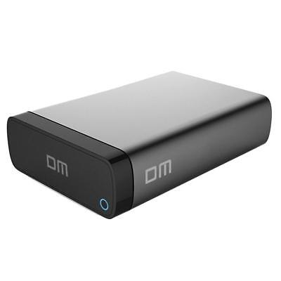 8TB Wireless Portable External Hard Disk Drive Enclosure for 2.5inch HDD SSD