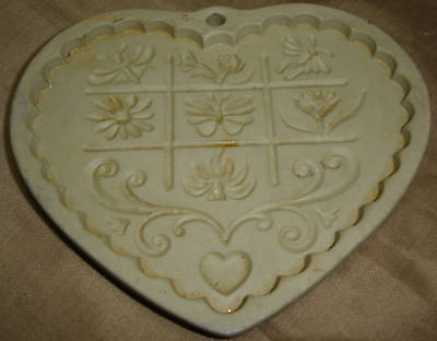 Garden of the Heart PAMPERED CHEF Cookie Press 1996