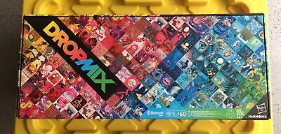 Hasbro Harmonix Dropmix Music Gaming Electronic System w/ 60 Cards NEW SEALED