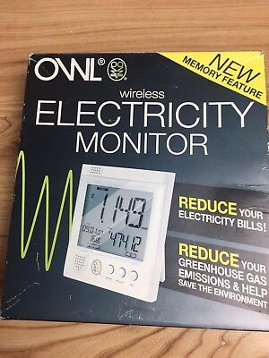OWL  Energy Wireless Electricity Monitor