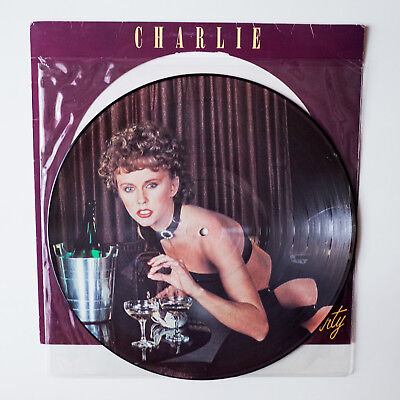 Charlie – Fight Dirty   Picture Disc LP  UK 1979  Vinyl   vg+