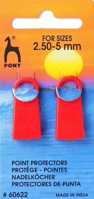 """""""Pony"""" Point Protectors - Standard Size 2.50-5mm"""