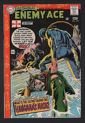 Star Spangled War Stories #140 VG/F 5.0 Off White Pages