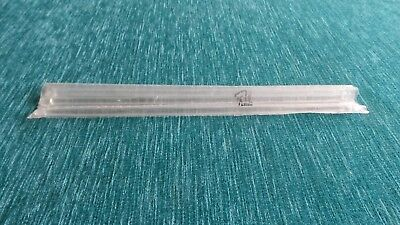 GLASS STIRRING ROD/PADDLE 3x 300MM