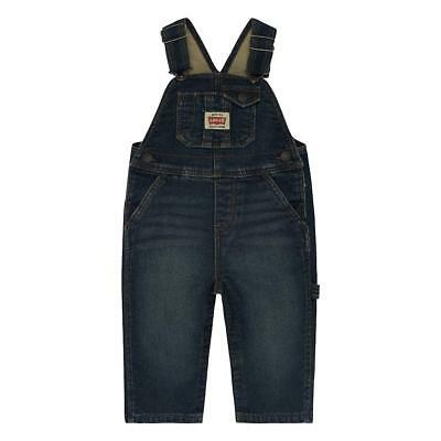 Levis Overall - Inky Shades, 24 Months