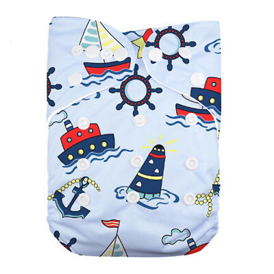 LilBit Pocket Reusable Adjustable Baby Cloth Diaper Cover