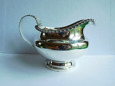 Superb Georgian English Sterling Silver Jug - George Knight London 1821