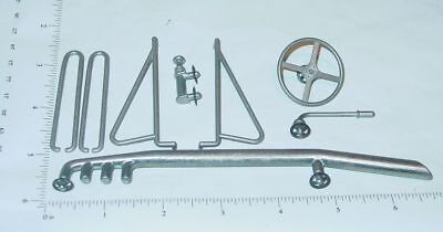 Ohlsson & Rice Tether Car Racer Replacement Parts Set ORP-1