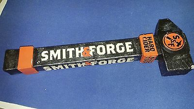 Smith & Forge Hard Cider Beer Tap Handles Knobs Vintage Collectible Breweriana