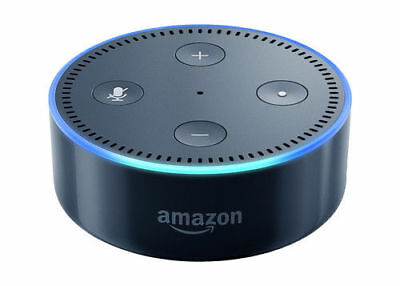 Amazon Echo Dot 2nd Generation w/ Alexa Voice Media Device - Latest Version