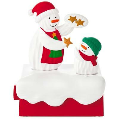 Hallmark Wireless 2018 Time for Cookies - Snow Many Memories - #XKT5204