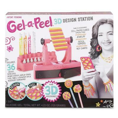 Gel-a-Peel 3D Accessory Design Station