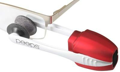 All in One Dual-Head Eyeglass Lens Cleaner for LensPen Peeps Eyeglasses Sunglass