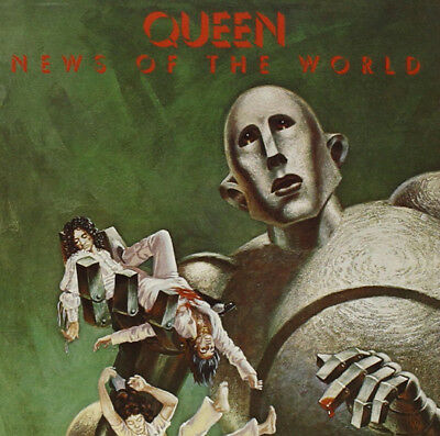 Queen News Of The World Cd New Remastered Deluxe Edition