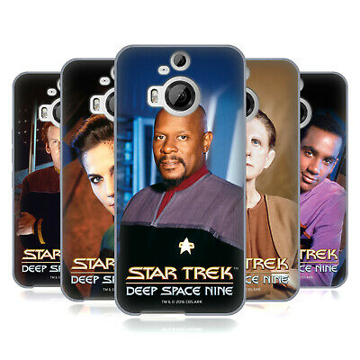 Official Star Trek Iconic Characters Ds9 Soft Gel Case For Htc Phones 2
