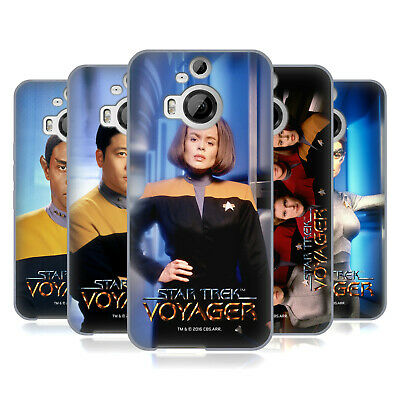 Official Star Trek Iconic Characters Voy Soft Gel Case For Htc Phones 2