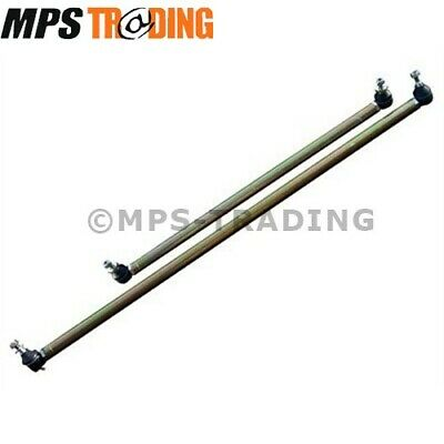 Land Rover Series Heavy Duty Steering Arms With Track Rod Ends - Da5501