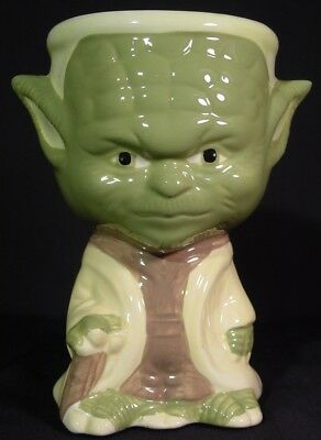 Star Wars Yoda Ceramic Goblet Mug by Galerie & Lucasfilms Ltd