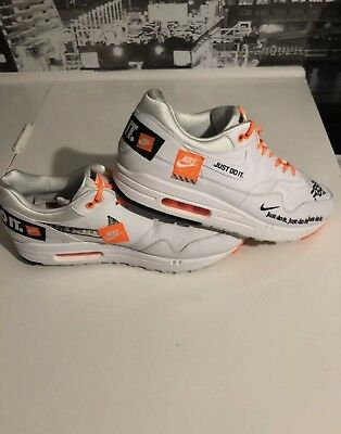 """promo code 8d781 acc03 Nike air max 1 premium Just Do It """"Flooded"""" UK 10"""