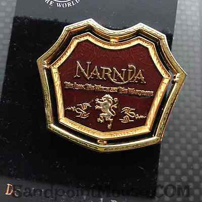 Disney Chronicles of Narnia Lion, The Witch The Wardrobe spinner Pin (ND:43516)