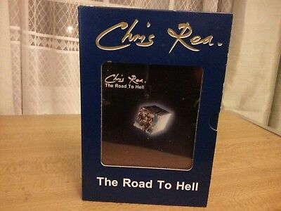 Chris Rea - The road to hell (UK PROMO ONLY BOX SET - Sealed tape..NEW CD 1989)