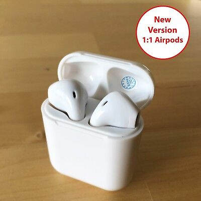 Bluetooth Earbuds Wireless Airpods w/ Charging Case I9s TWS Afans