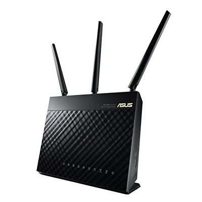 ASUS RT-AC68U Dual-Band Wireless-AC 1900 Gigabit Router (USB 3.0 SharePort, IEEE