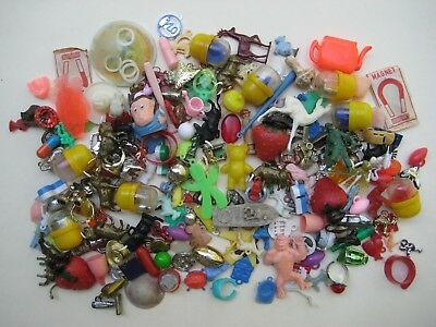 Vintage Cracker Jack~Gumball Charms & Small Toys Prize Lot Of 200+ #8