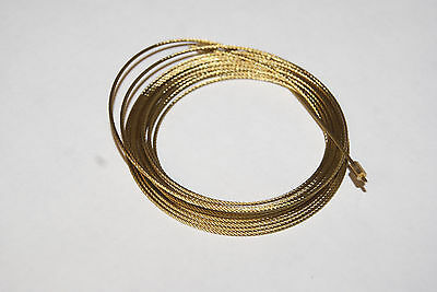 Kieninger Replacement Brass Cable New Clock Parts #60