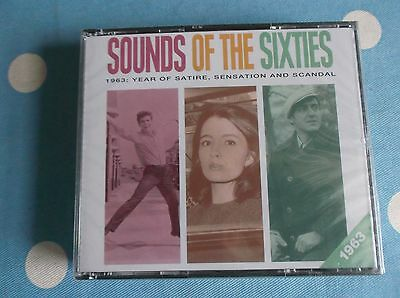 Readers Digest ~ Sounds Of The Sixties ~ 69 Classic Tracks ~1963~ Rock'n' Roll