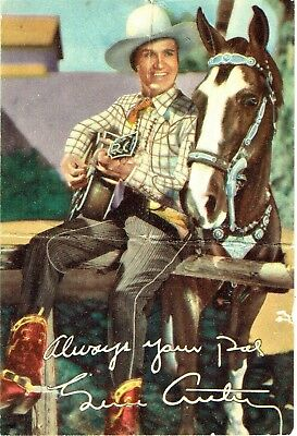 Image result for gene autry and champion
