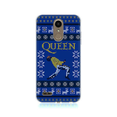 Official Queen Christmas Gel Case For Lg Phones 2