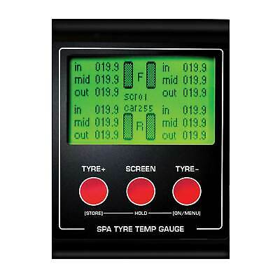 SPA Design Racing / Competition Hand Held Tyre Temperature Gauge