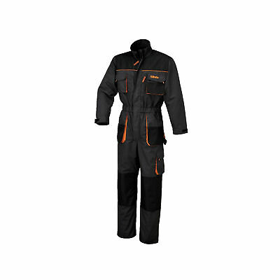 Beta Tools Work Mechanic Garage Overalls Suit - Lightweight - Medium - 078650902