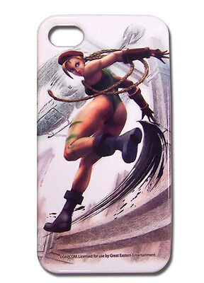 Street Fighter IV Official Genuine Cammy iPhone 4 Case *NEW*
