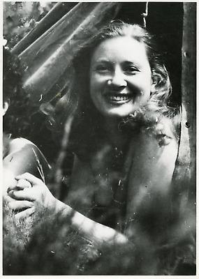 Actrice Blanchette Brunoy, ca.1944, vintage silver print vintage silver print