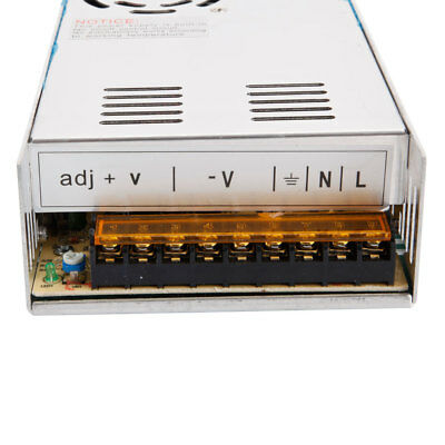 S-400-12 12V 33A 400W High Quality Switching Power Supply Silver